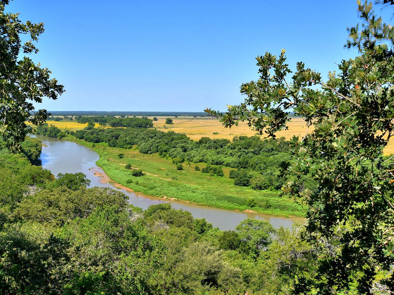 Colorado River Bastrop County