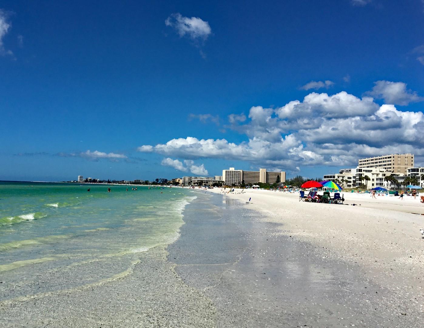 Siesta Key Beach