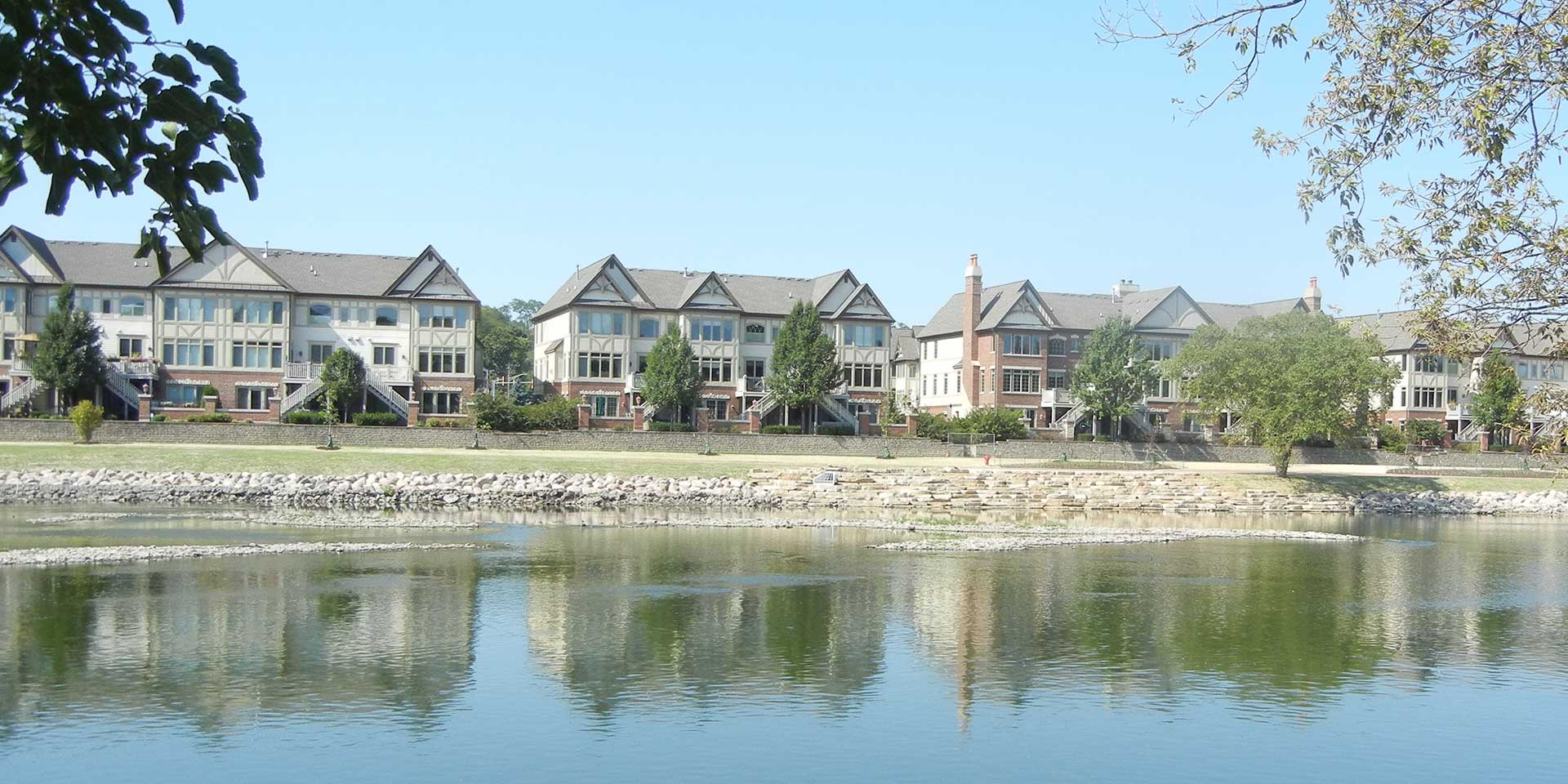 St Charles IL Homes on the Fox River
