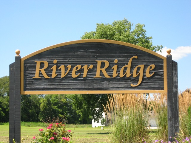 River Ridge Entrance