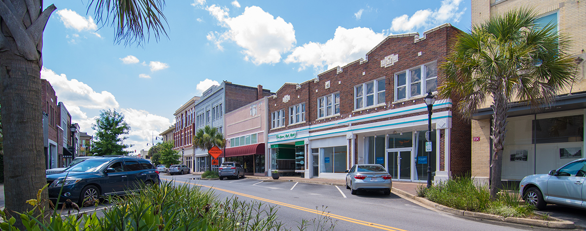 Downtown Florence, SC