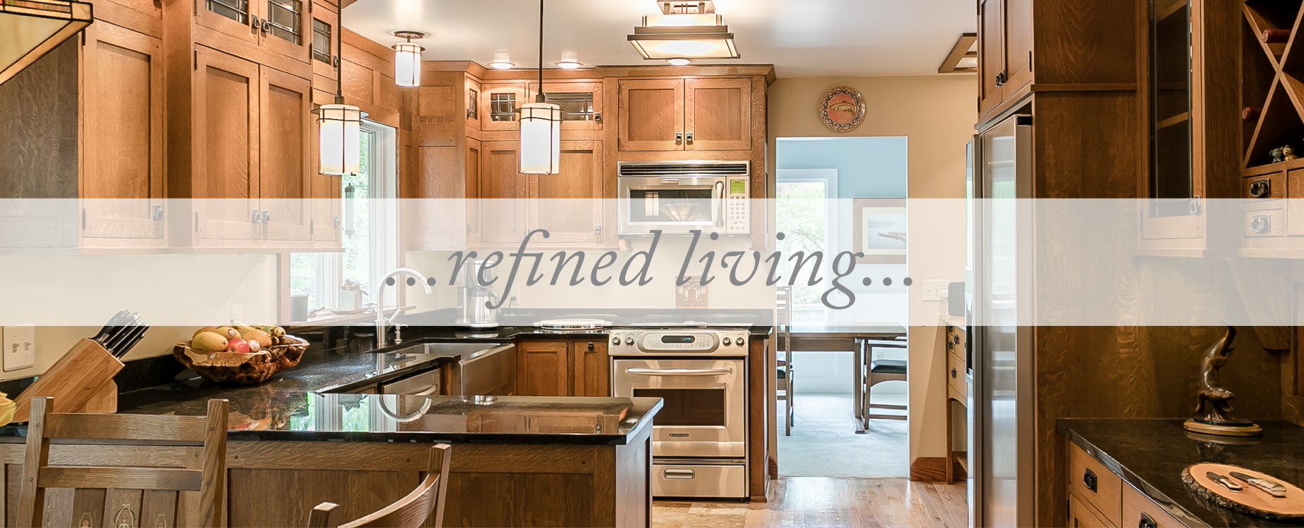refined living