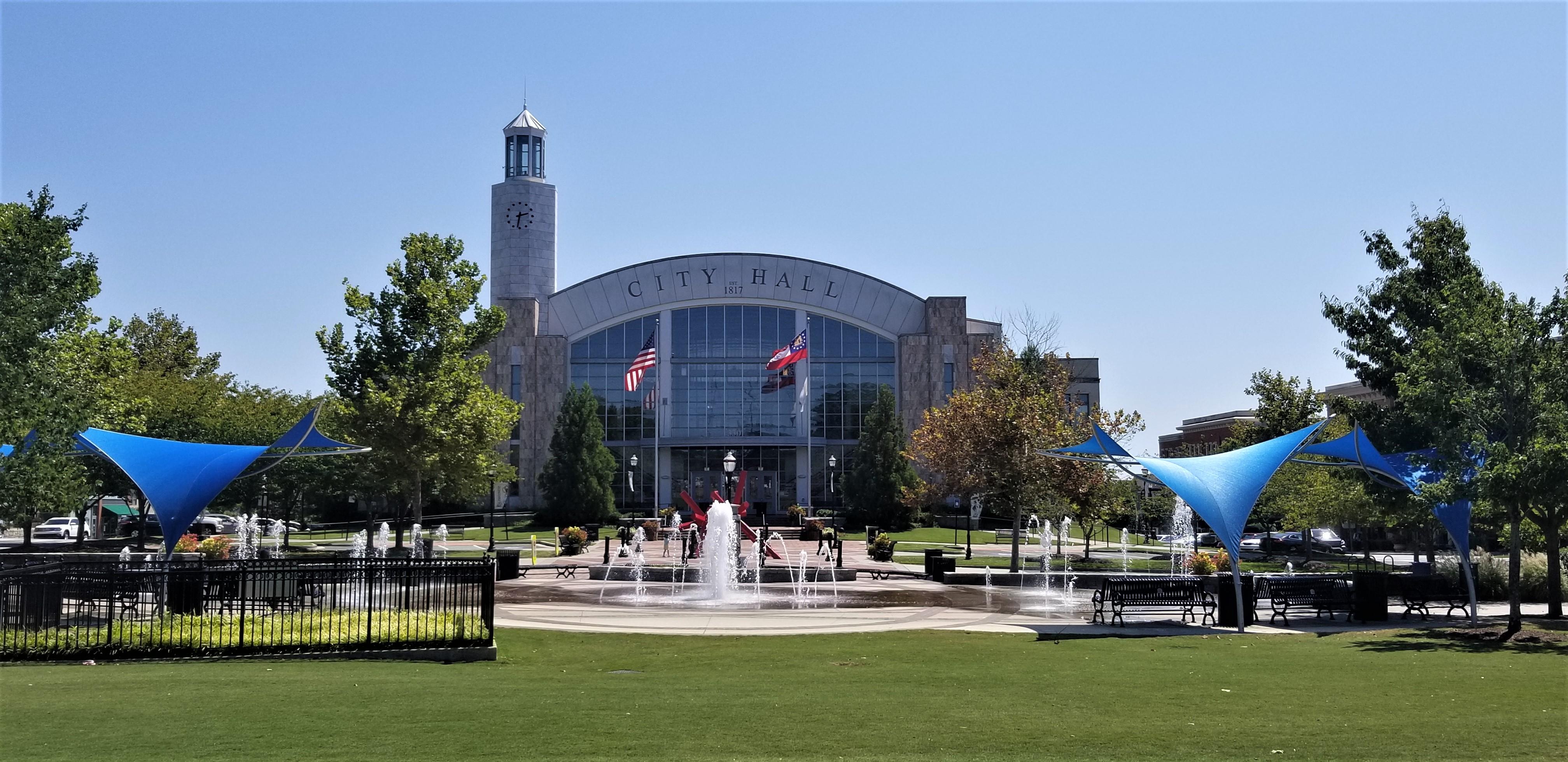 Suwanee City Hall