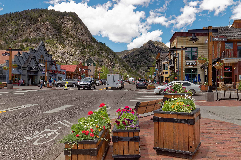 Frisco Colorado Main Street