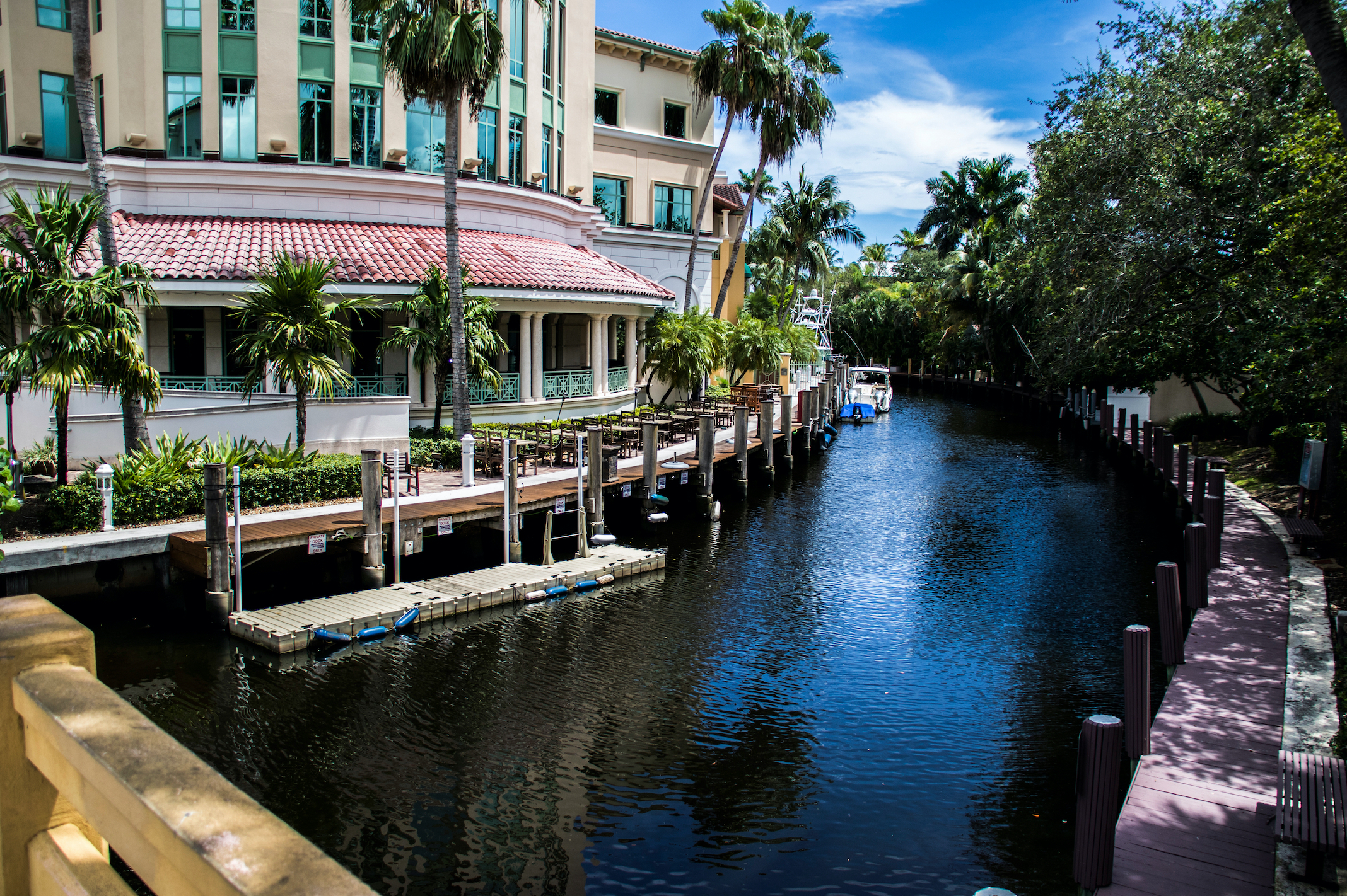 Fort Lauderdale is the Venice of America.