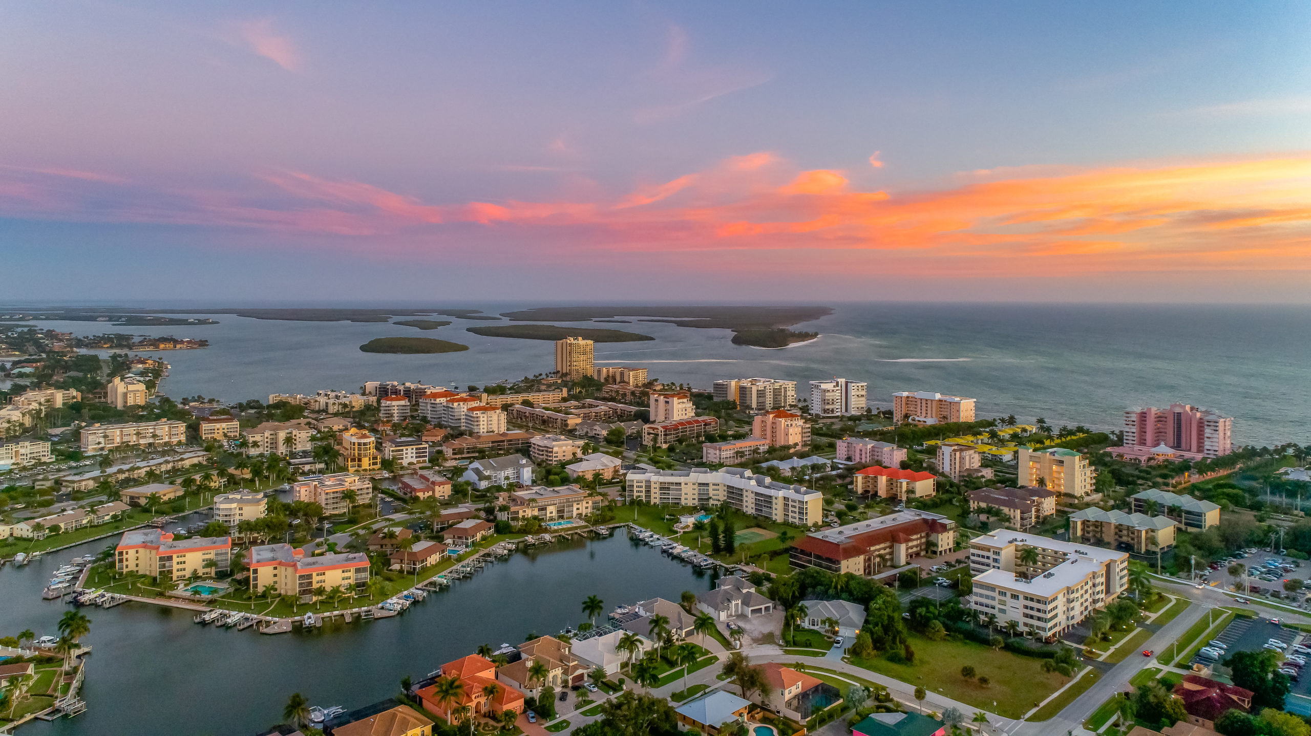 South end of Marco Island