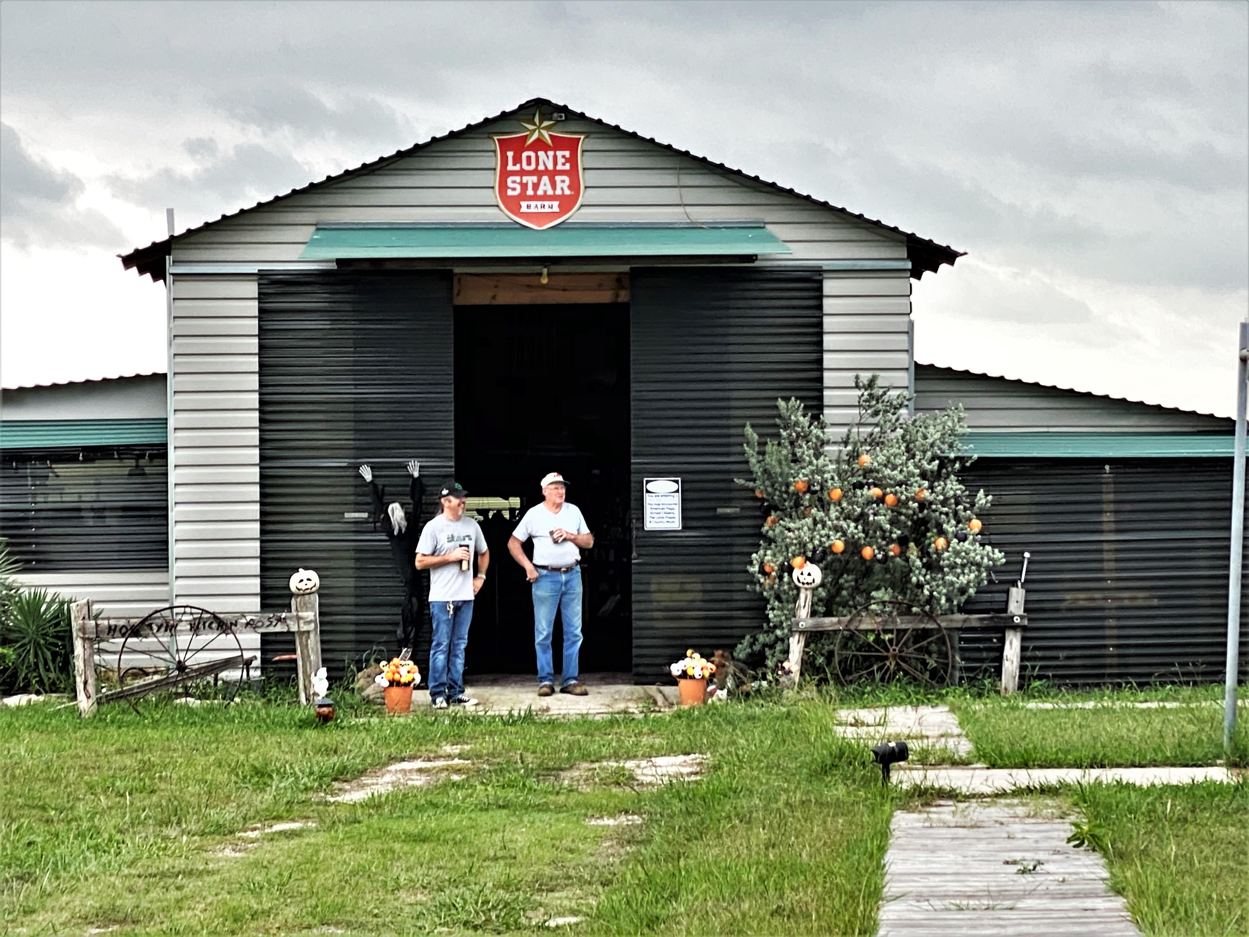Lonestar Party Barn