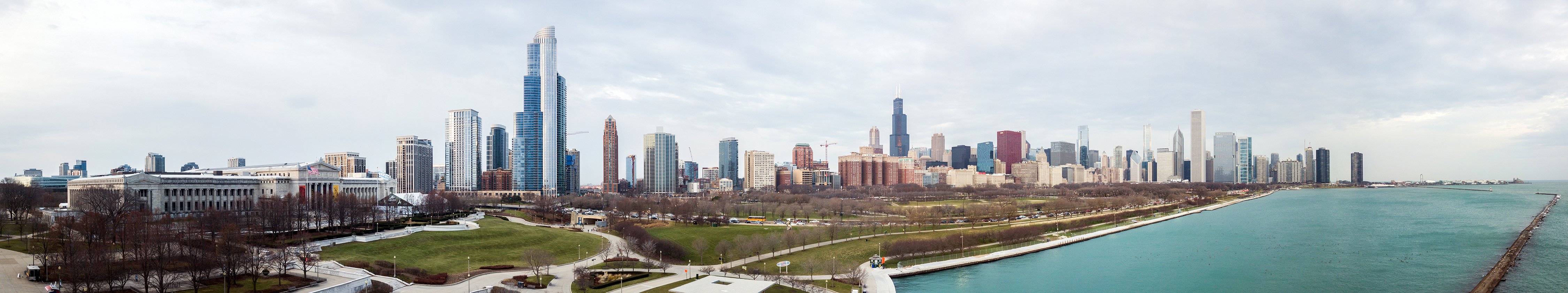 PG Chicago Drone