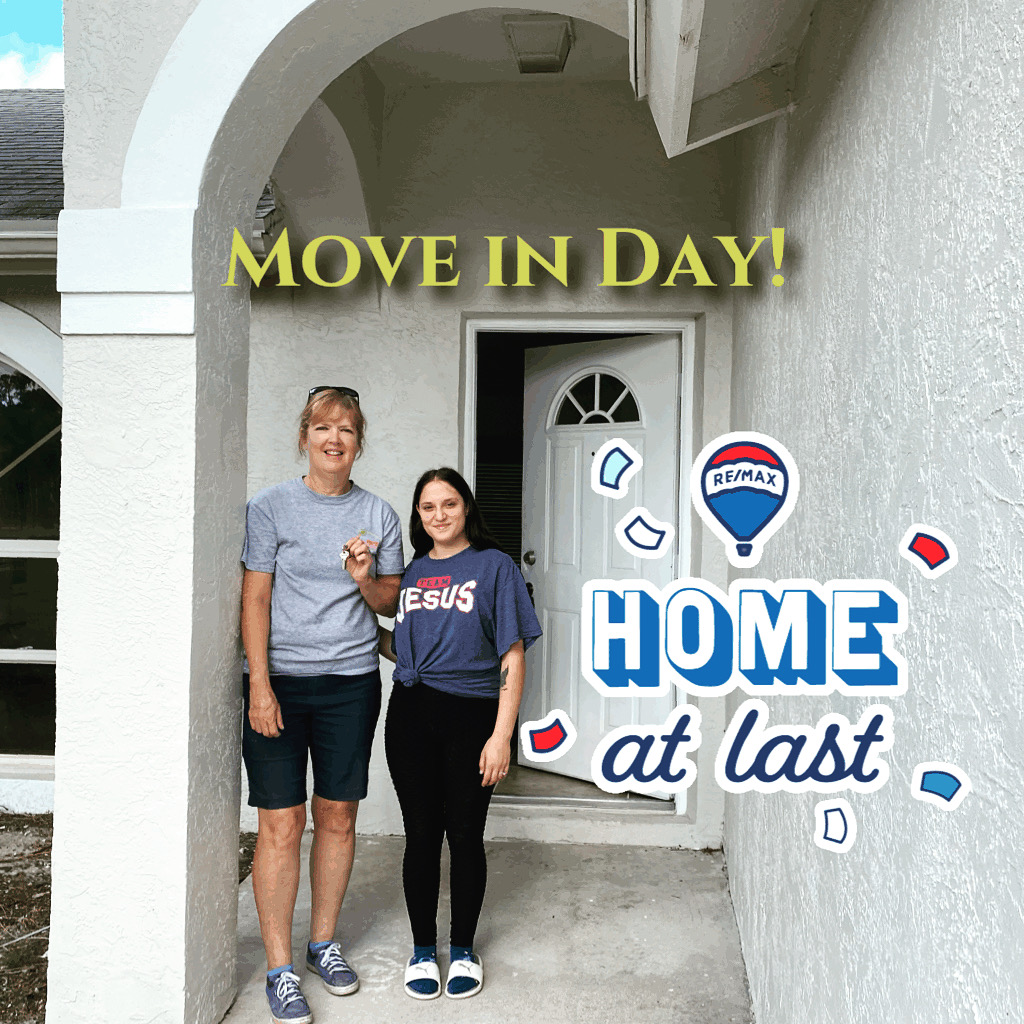 Move in Day!