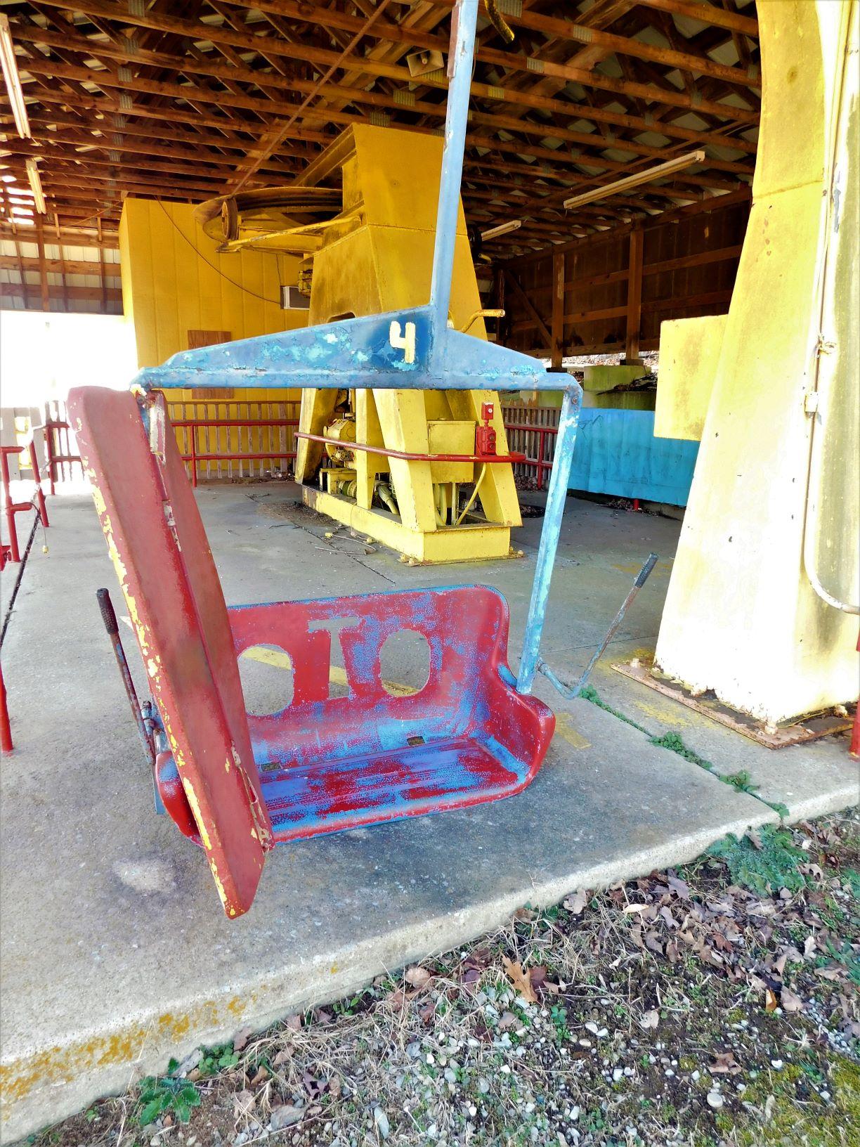 Chair lift 2