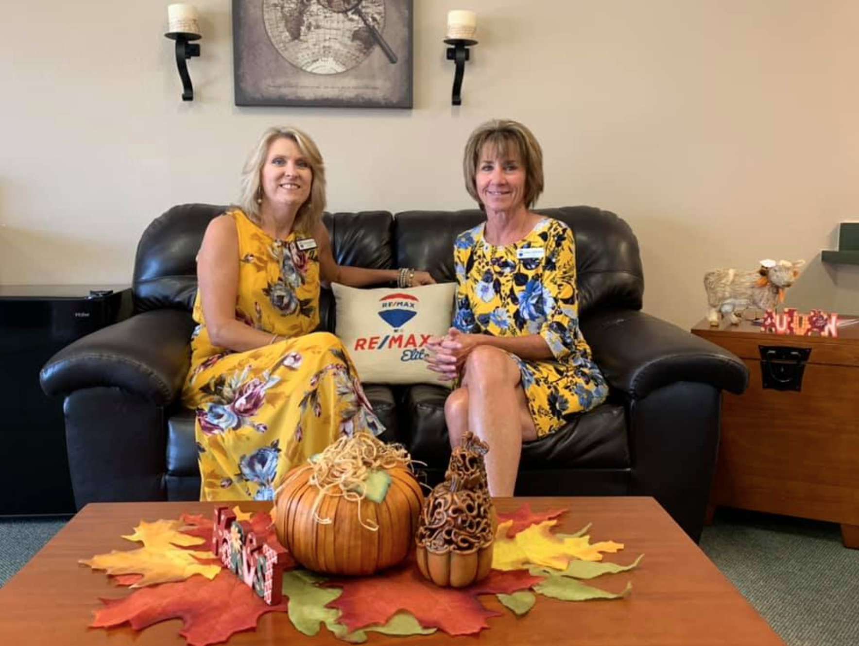 Sandy Sandweg and Hope Williams are brokers at RE/MAX Elite and ready to serve you!