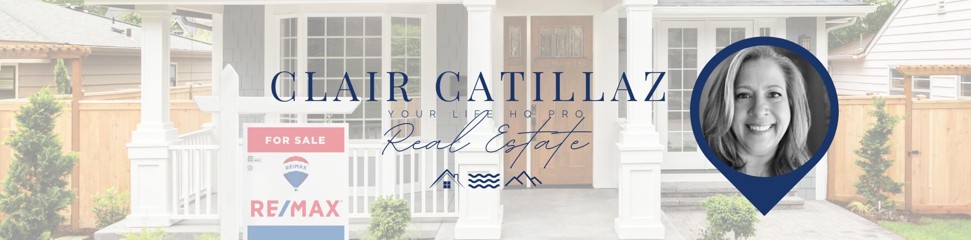 Clair Catillaz Real Estate Main Page