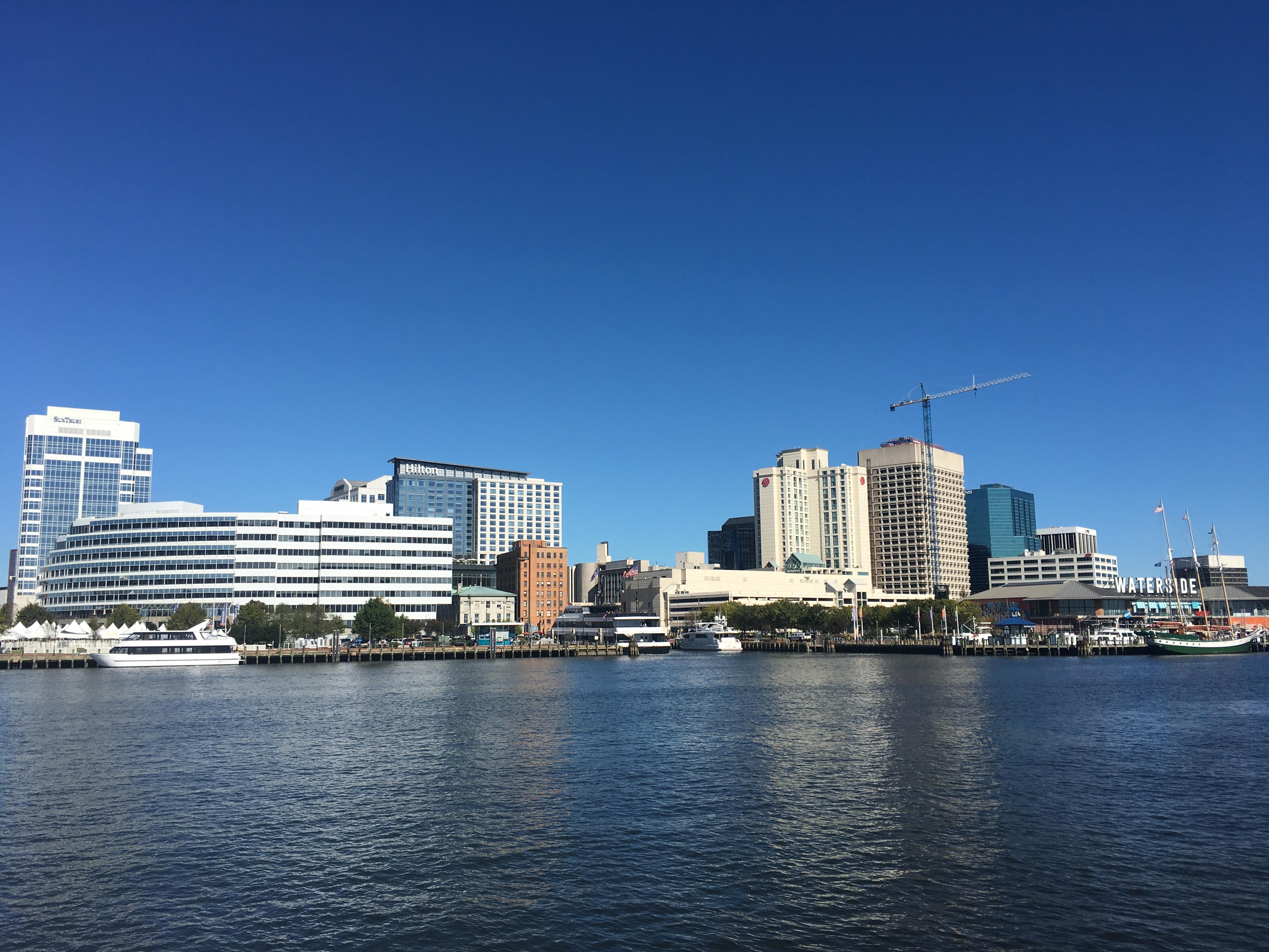 Norfolk VA - Waterfront