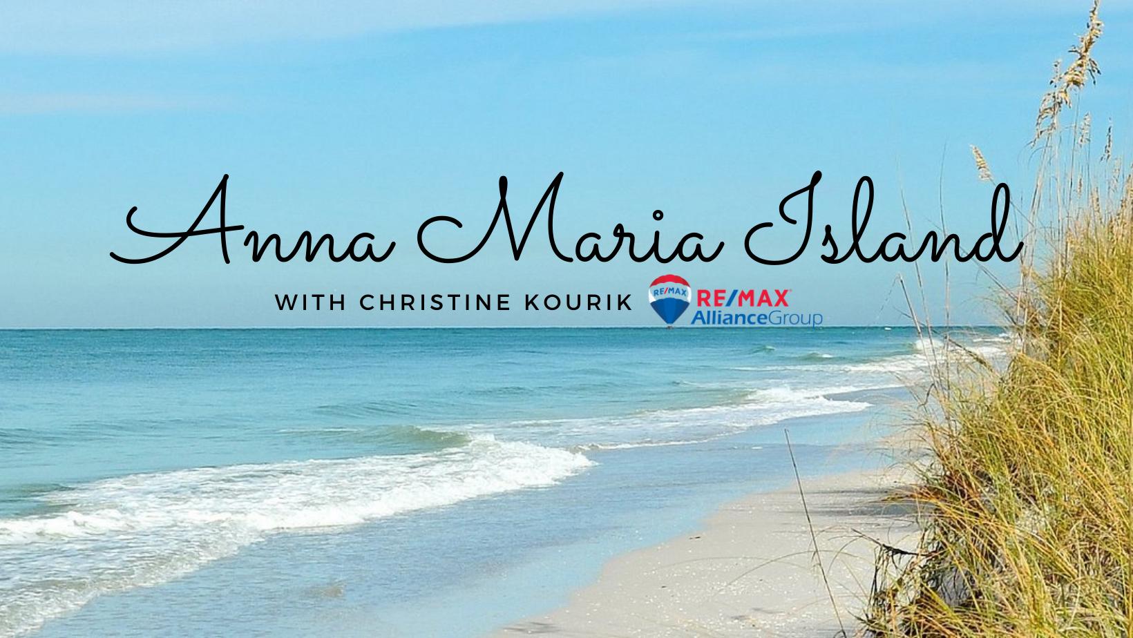 Christine Kourik Anna Maria Island Real Estate