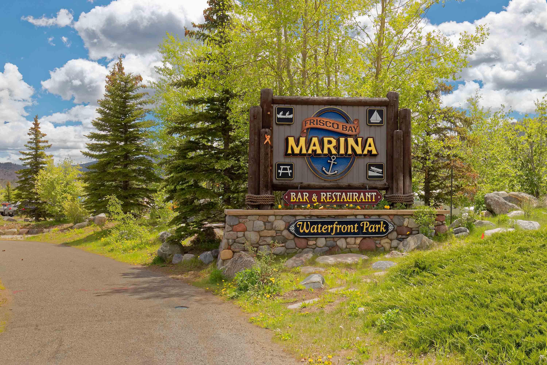 Frisco Colorado Marina