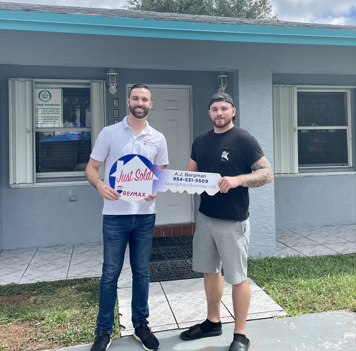 Sold in Coral Springs