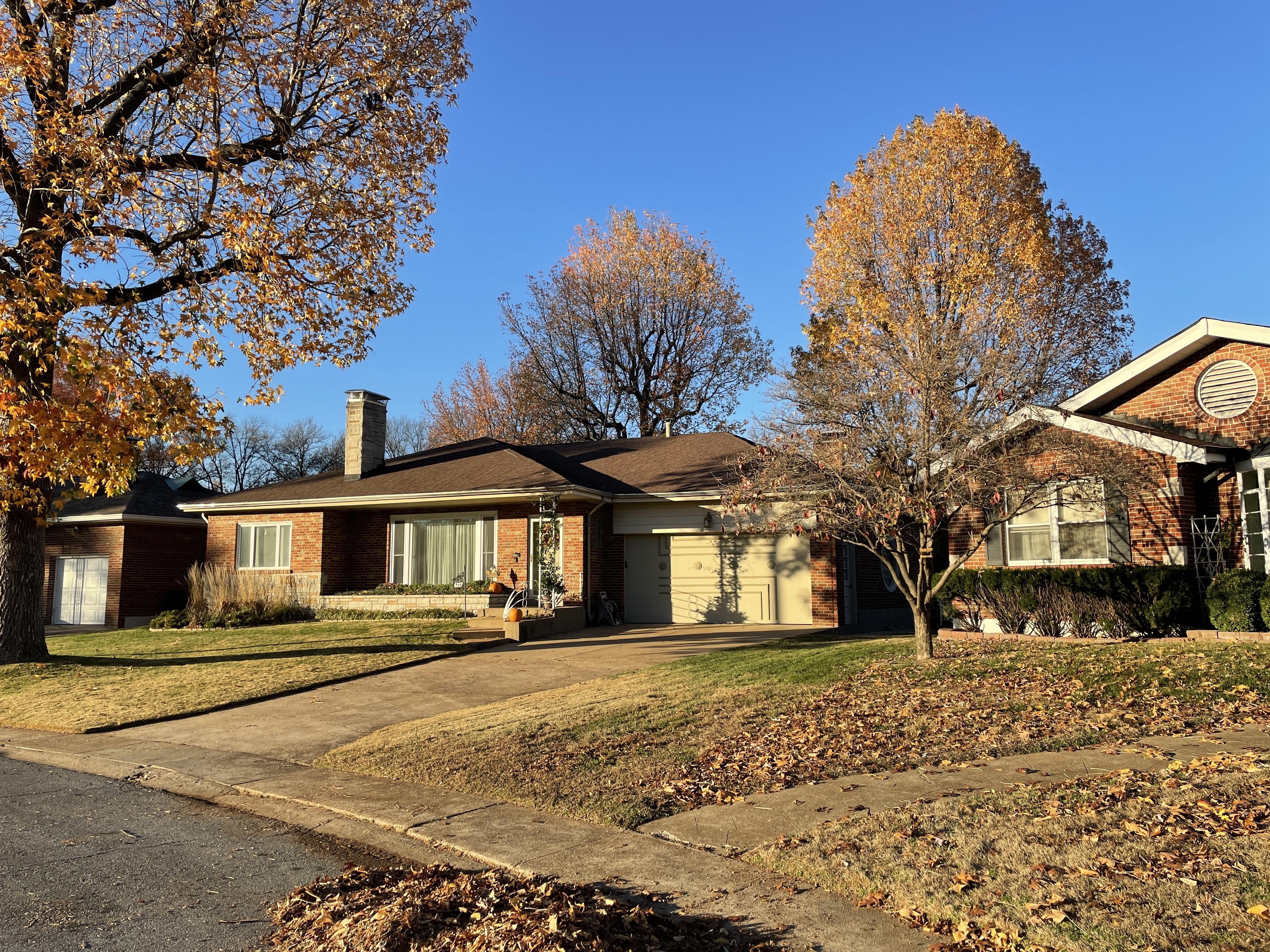 St. Louis Hills Mid Century Modern