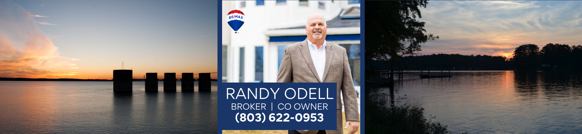 Randy Odell-REMAX at the Lake Murray SC