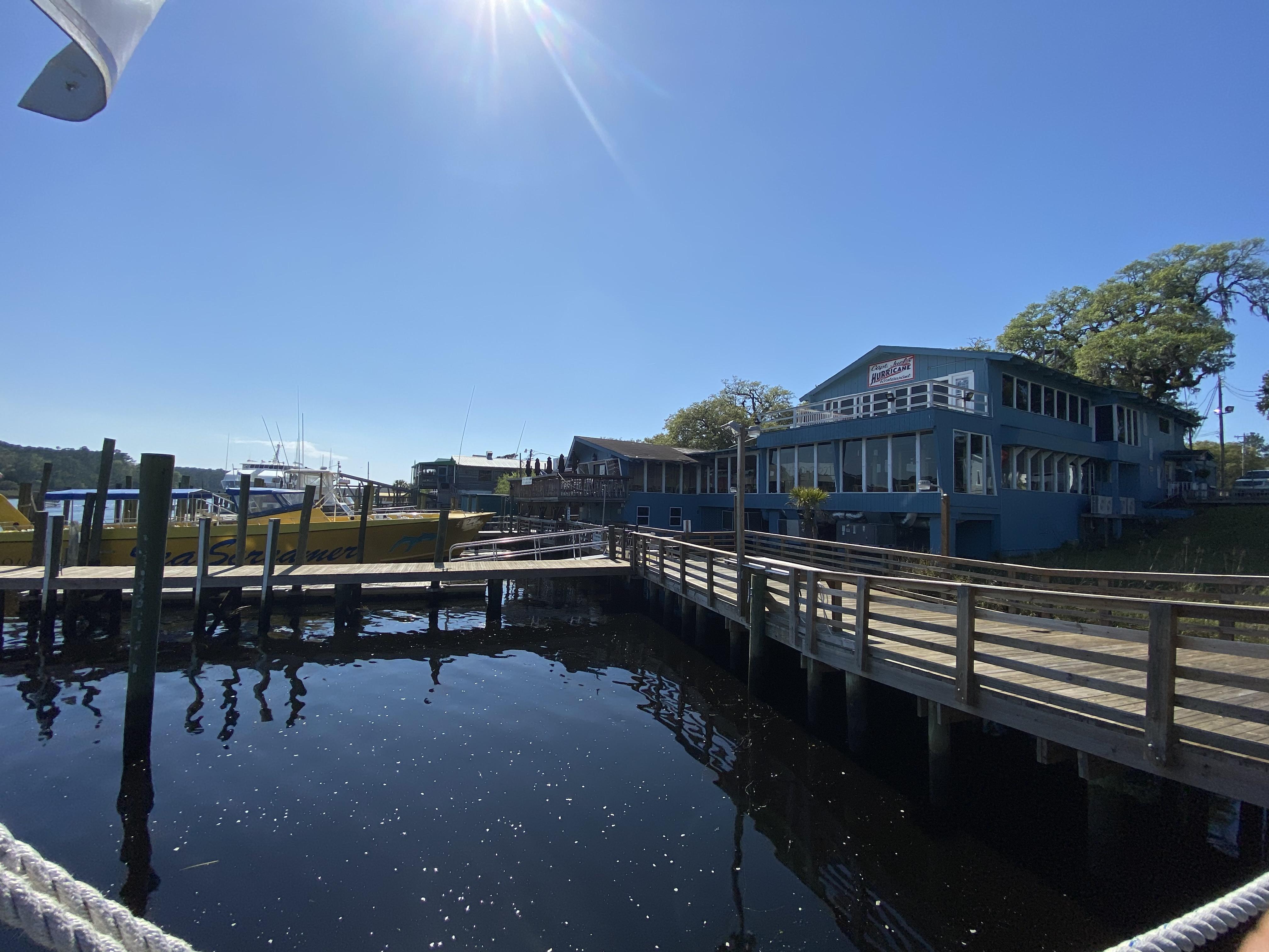 Capt. Juel's Hurricane Restaurant - Little River Waterfront
