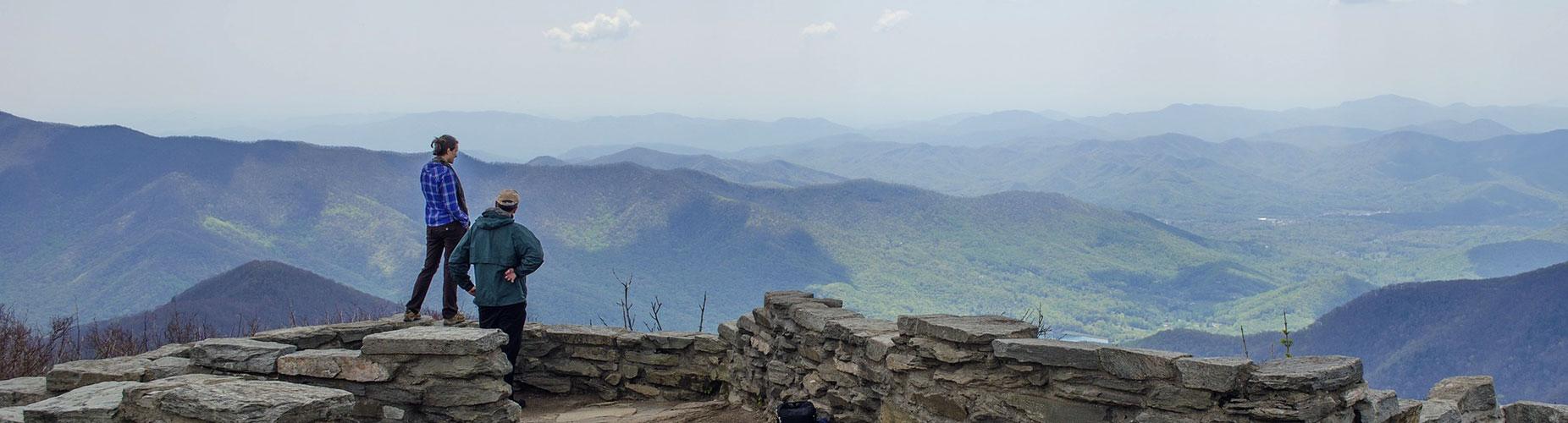 Hike the Blue Ridge Mountains