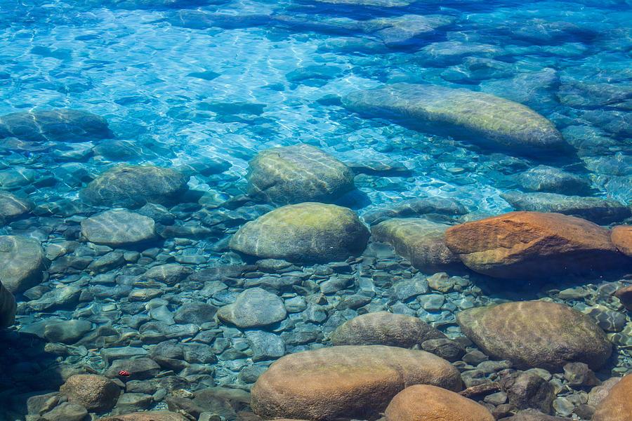 Rocks Lake Tahoe