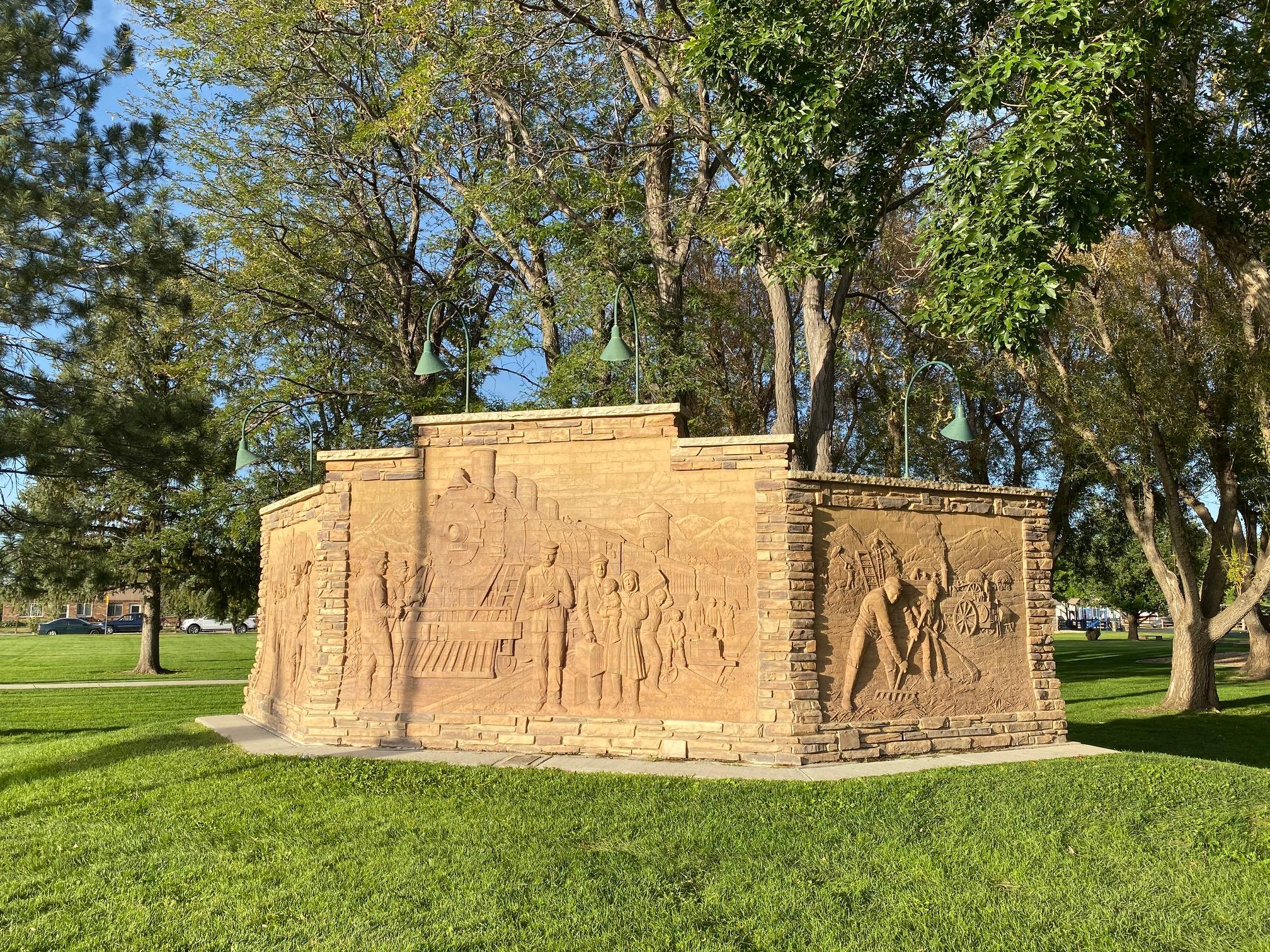 Miners Memorial Frederick