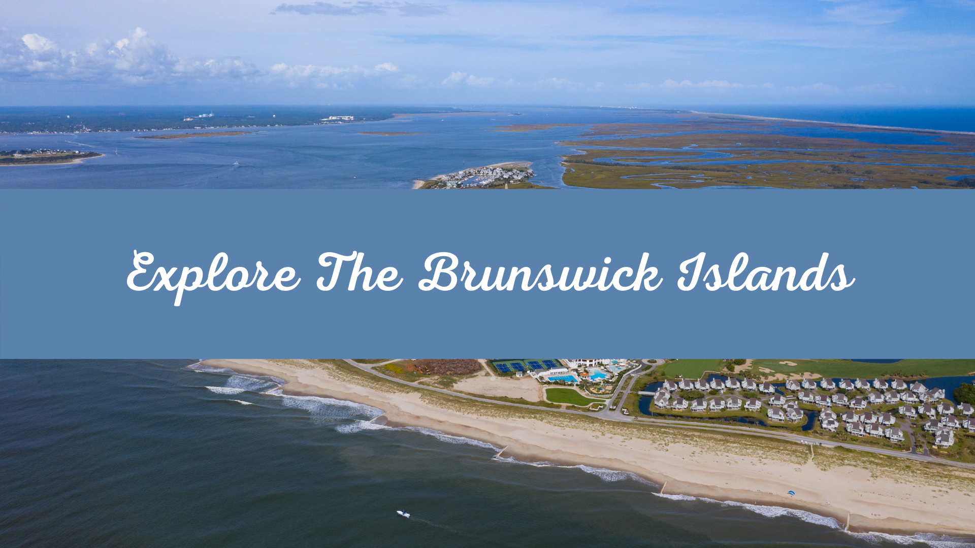 Explore Brunswick Islands