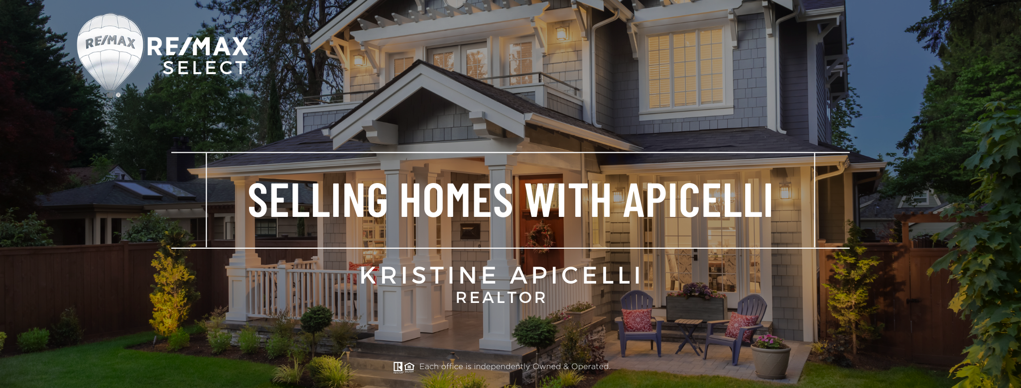 Selling Homes With Apicelli