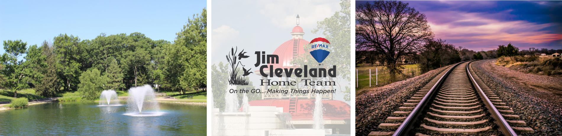 Jim Cleveland Home Team