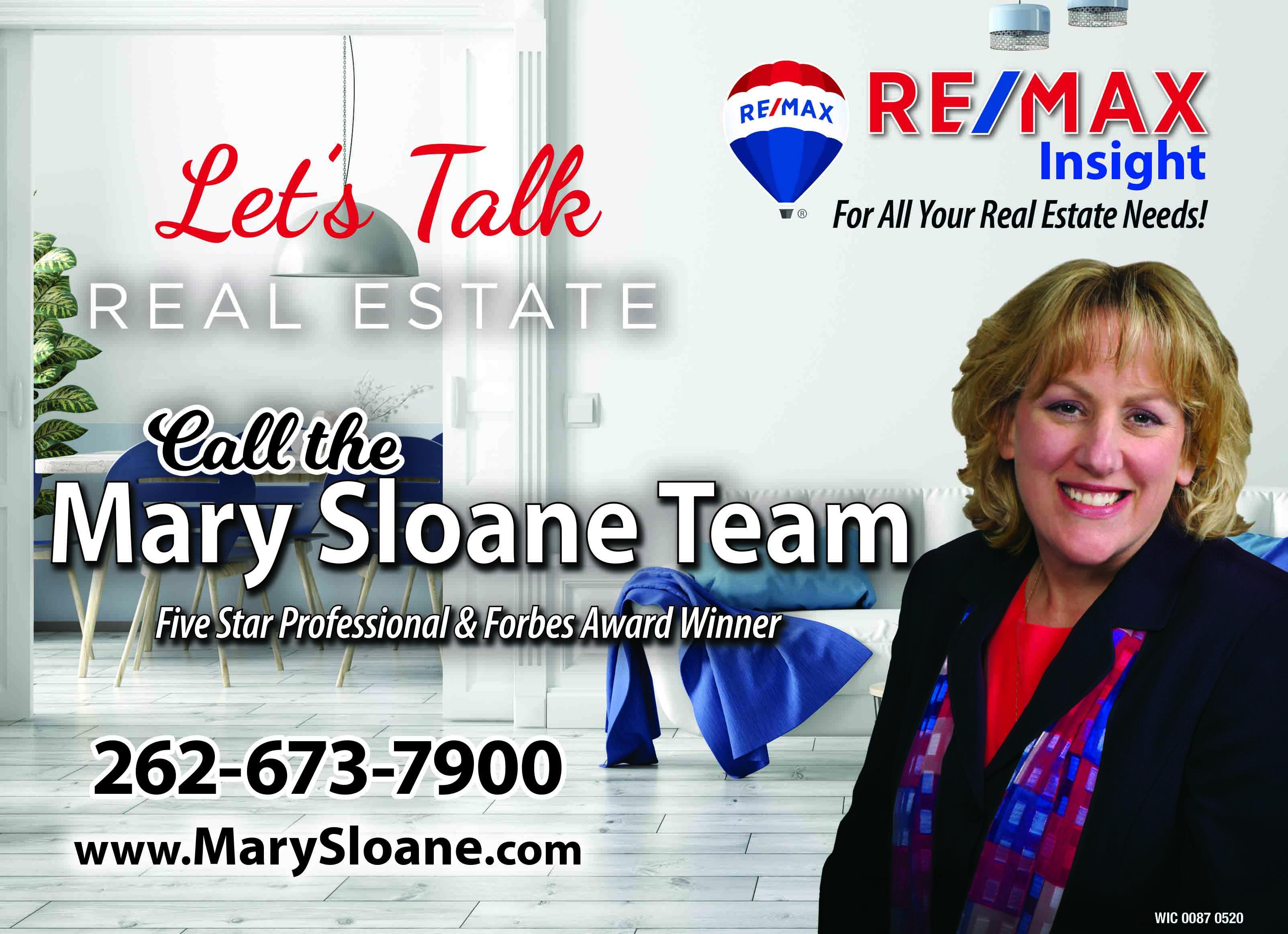 Mary Sloane