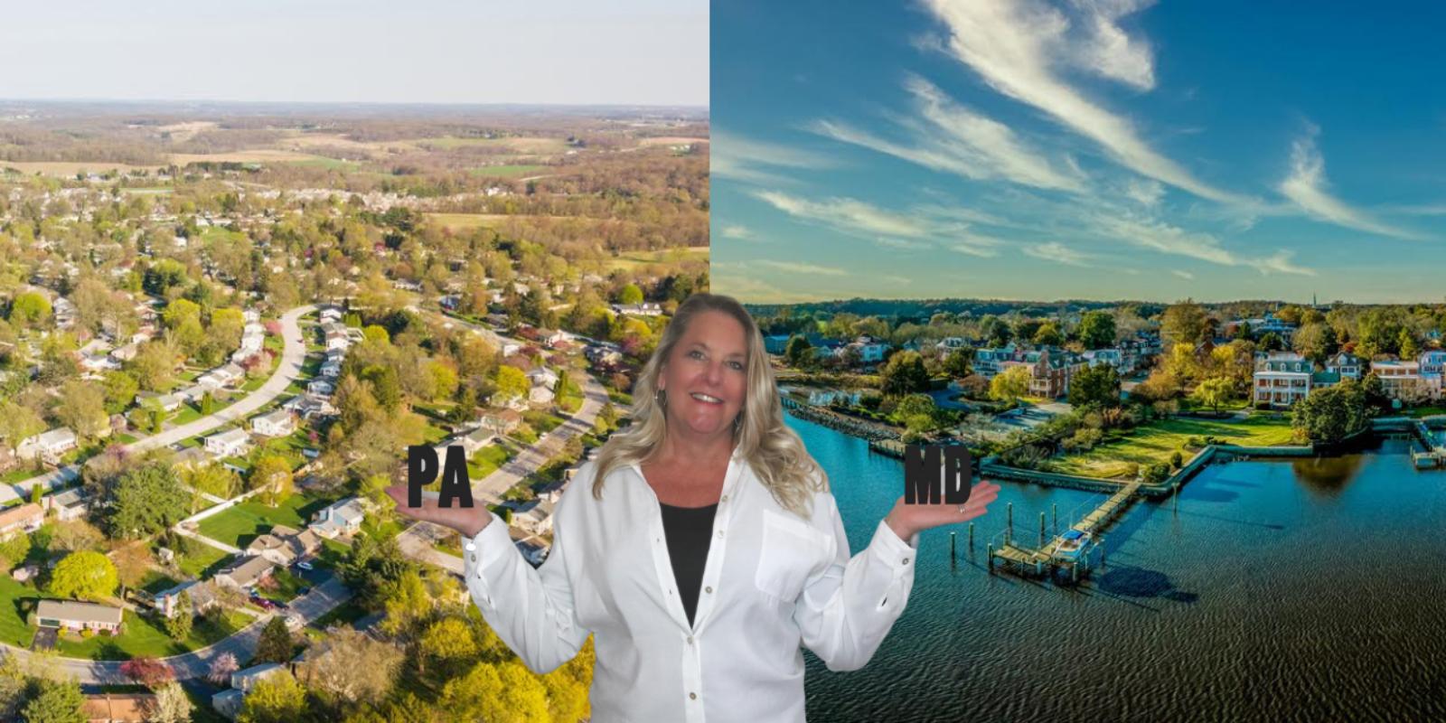 Maryland and Pennsylvania Real Estate Properties Realtor