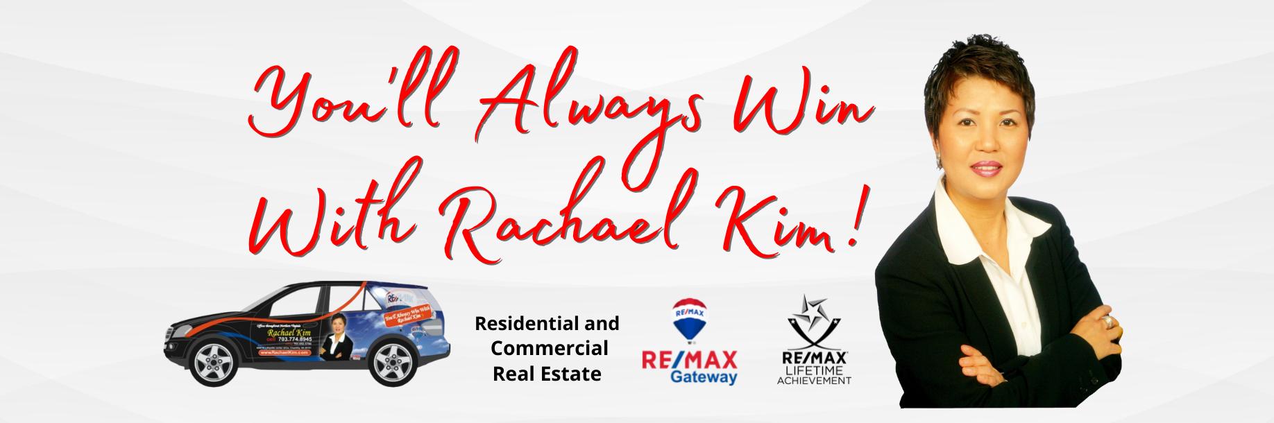 Rachael Kim, REALTOR, Northern Virginia