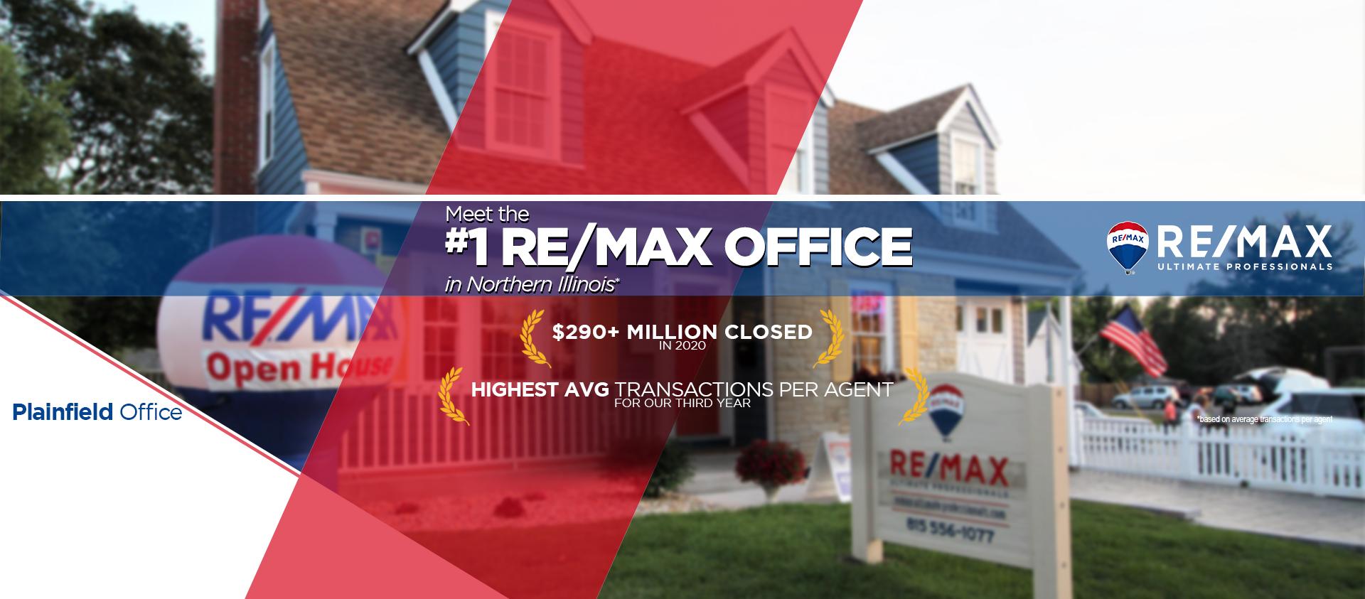 #1 remax office northern illinois