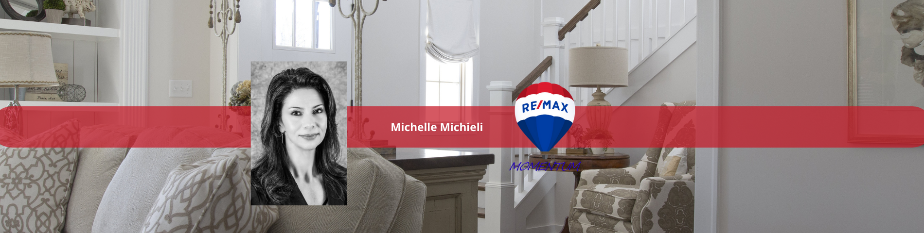 Michelle Michieli Real Estate Agent Remax Sell/Buy a Home