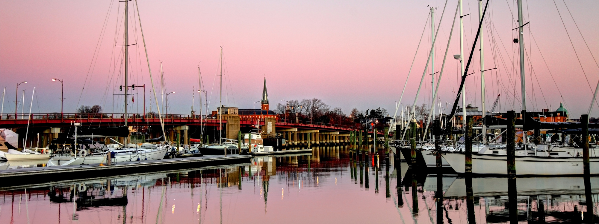 Annapolis at Dusk