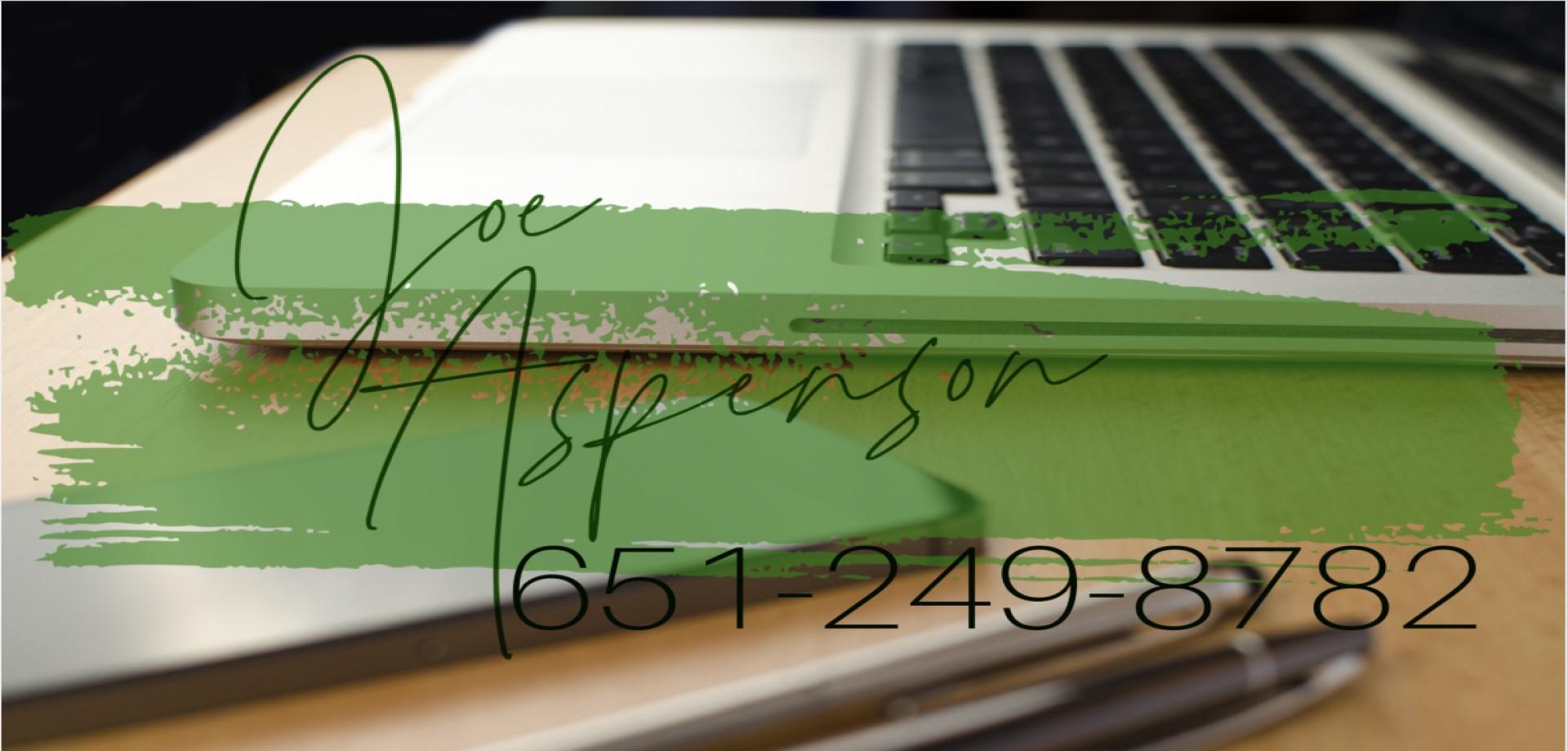 Joe Aspenson 651-249-8782