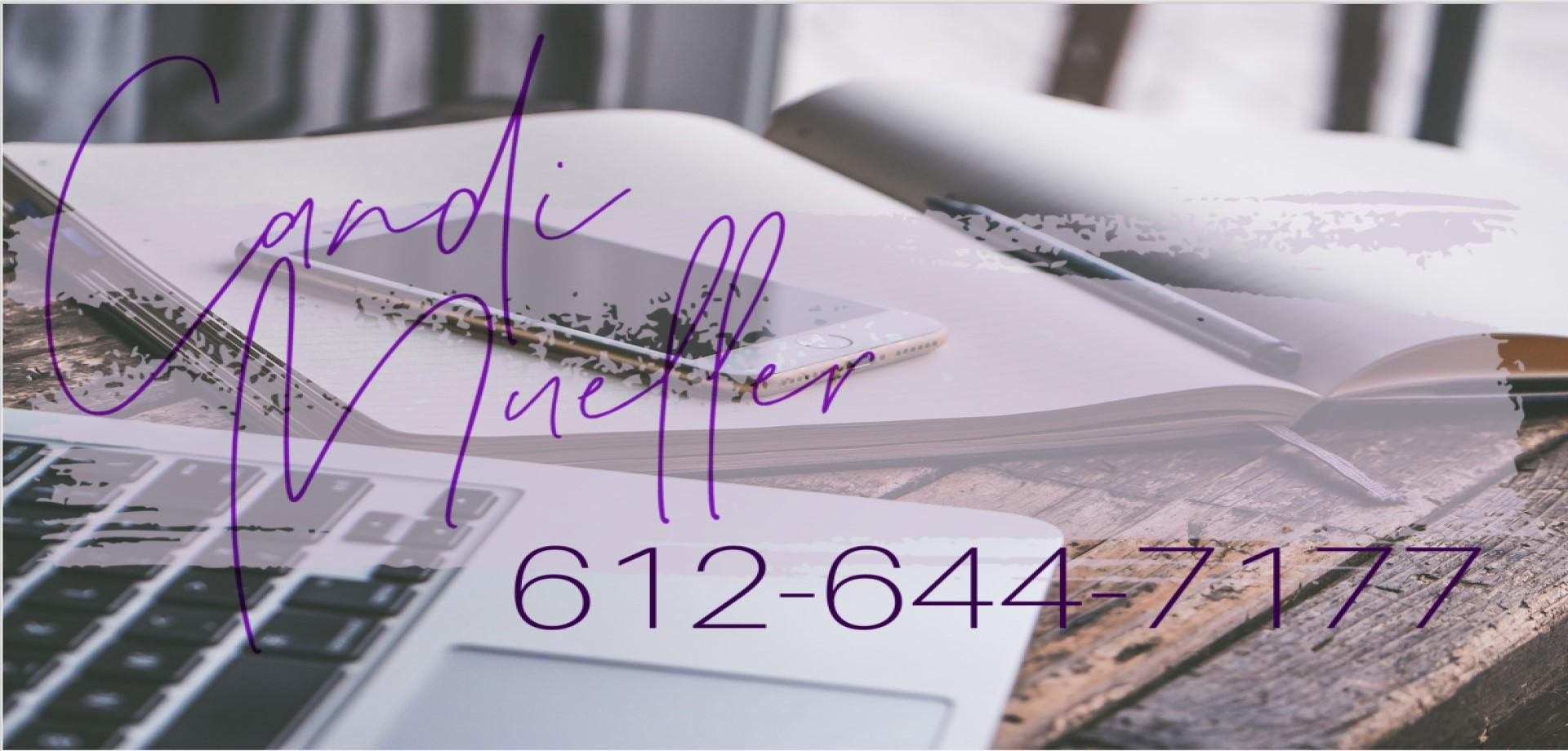Candi Mueller 612-644-7177