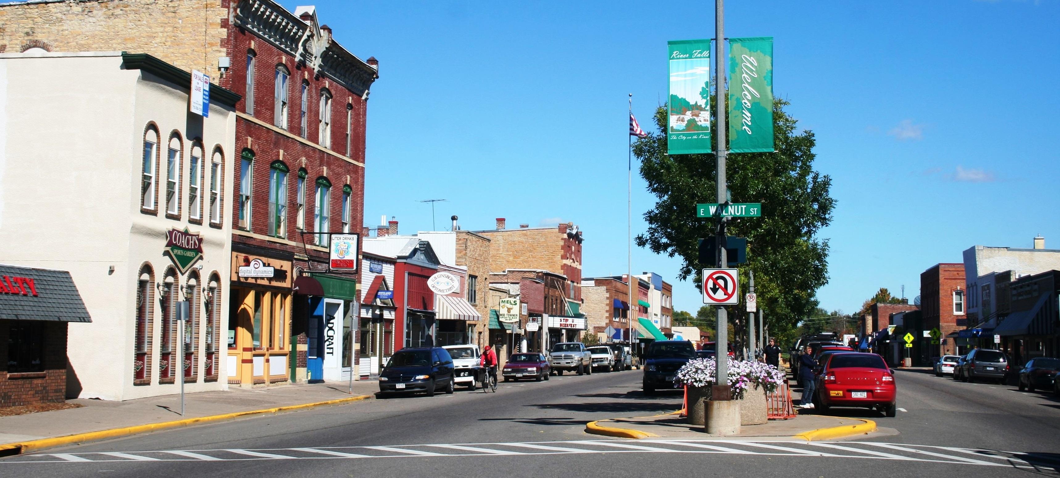 Main Street River Falls