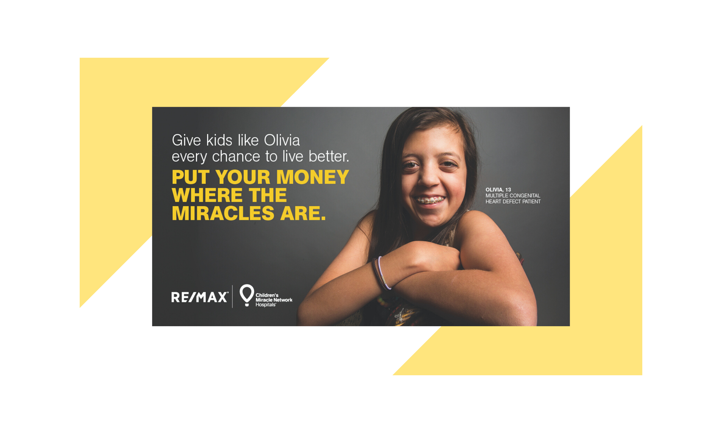RE/MAX Suburban Children's Miracle Network