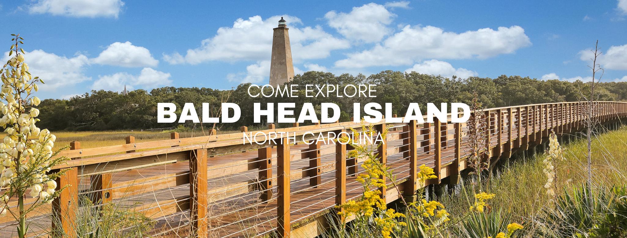 Come Explore Bald Head Island North Carolina