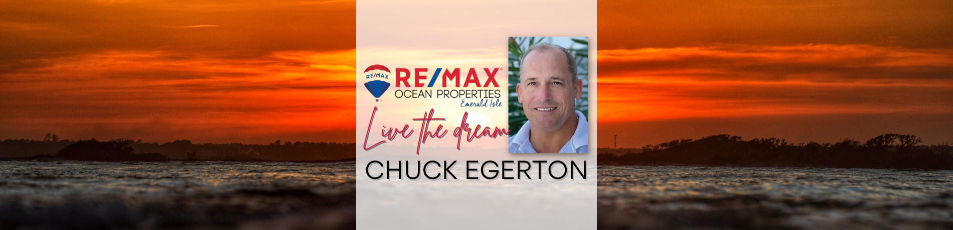 Chuck Egerton RE/MAX Ocean Properties