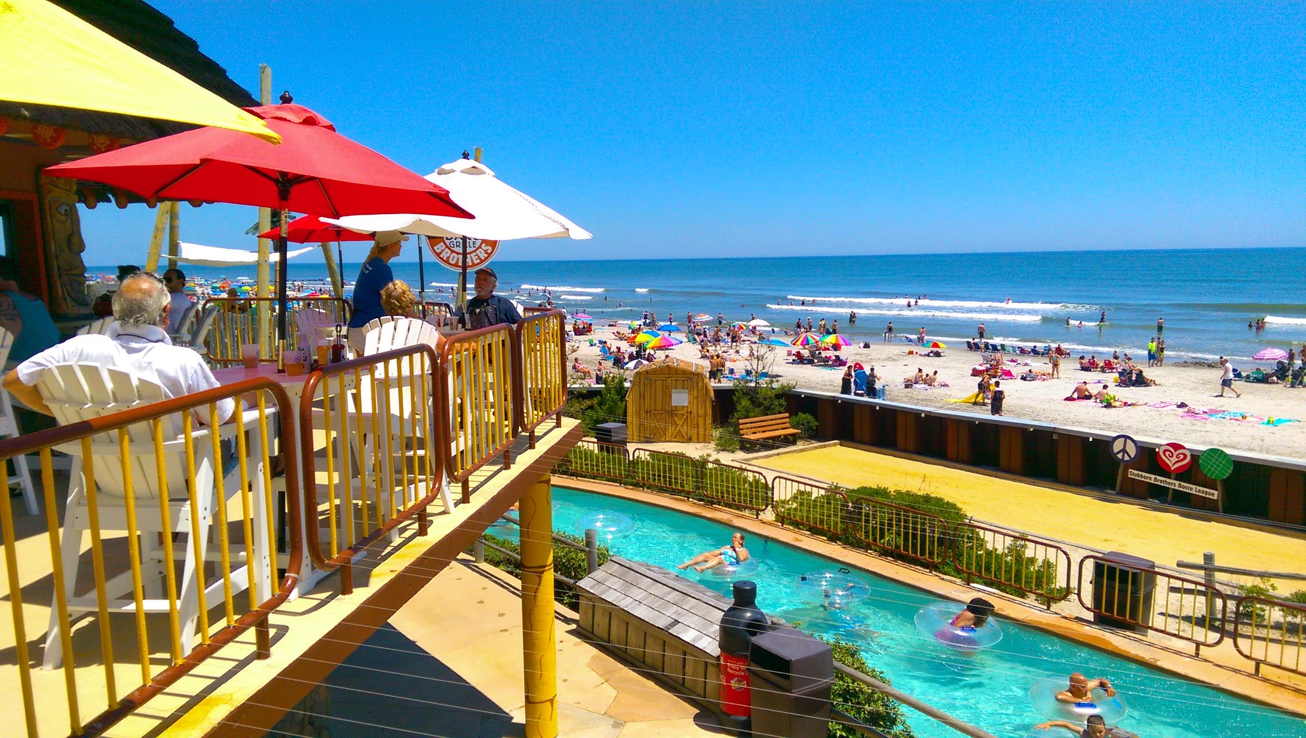 Wildwood Beach Bar