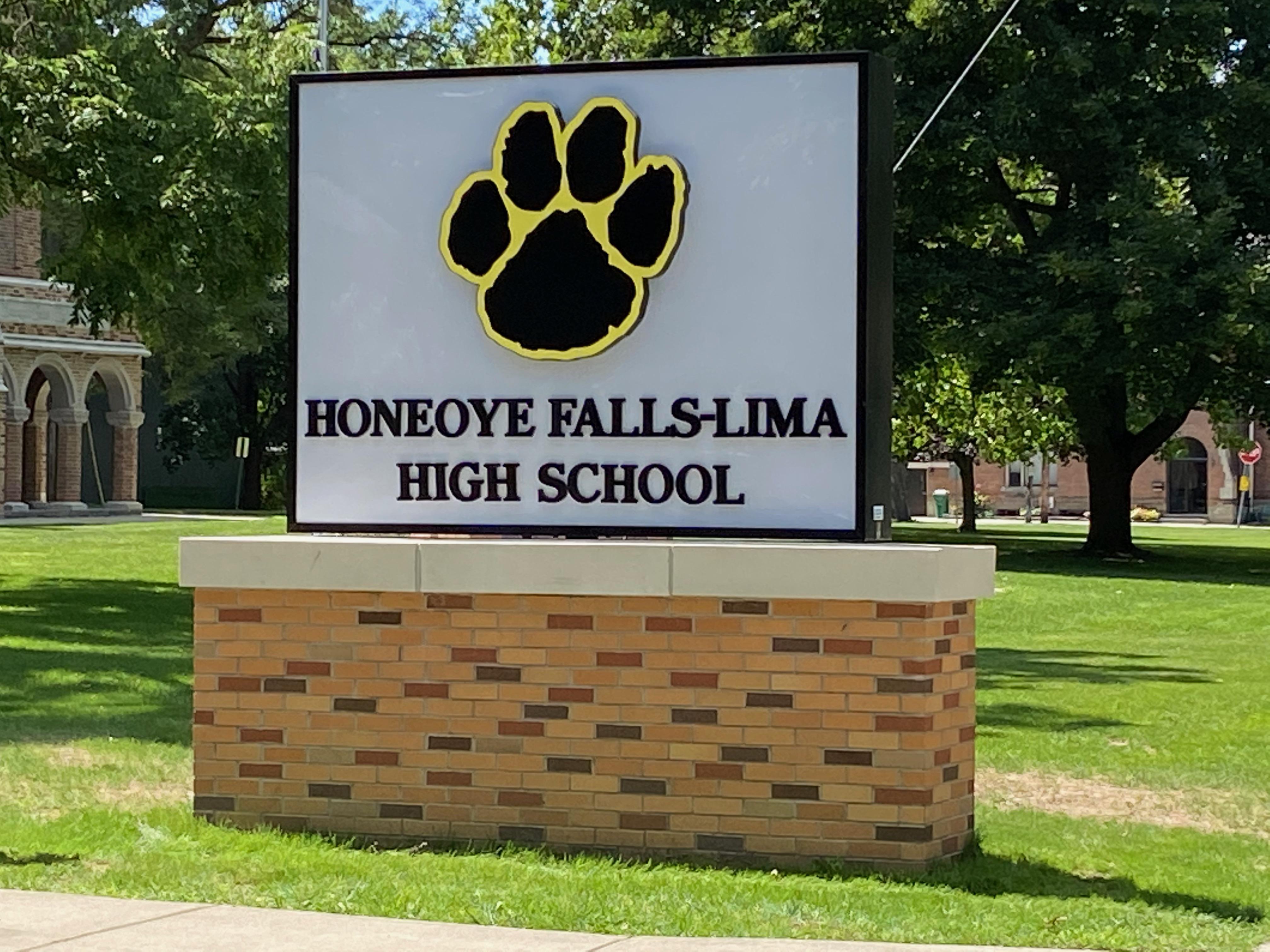 Honeoye Falls Lima Central Schools