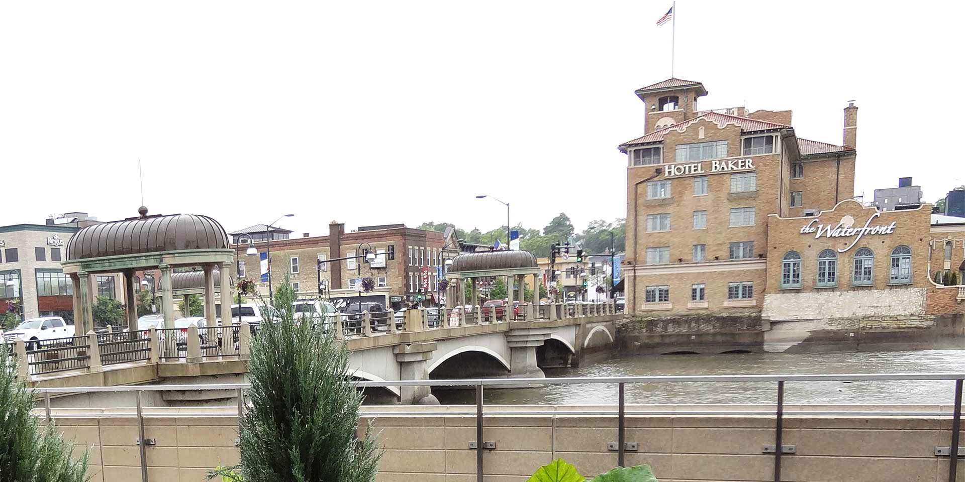 St Charles IL - Fox River