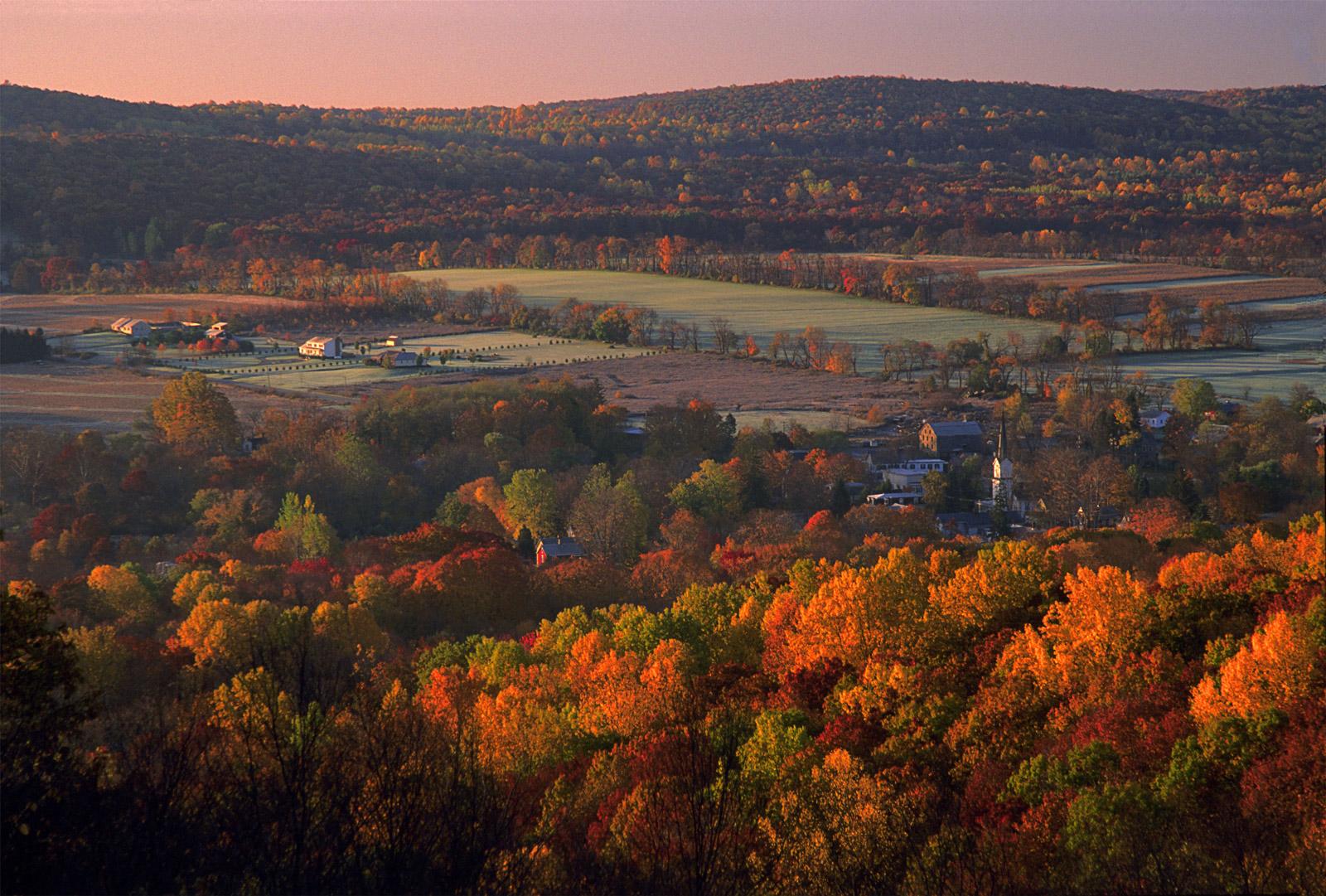 Long Valley landscape
