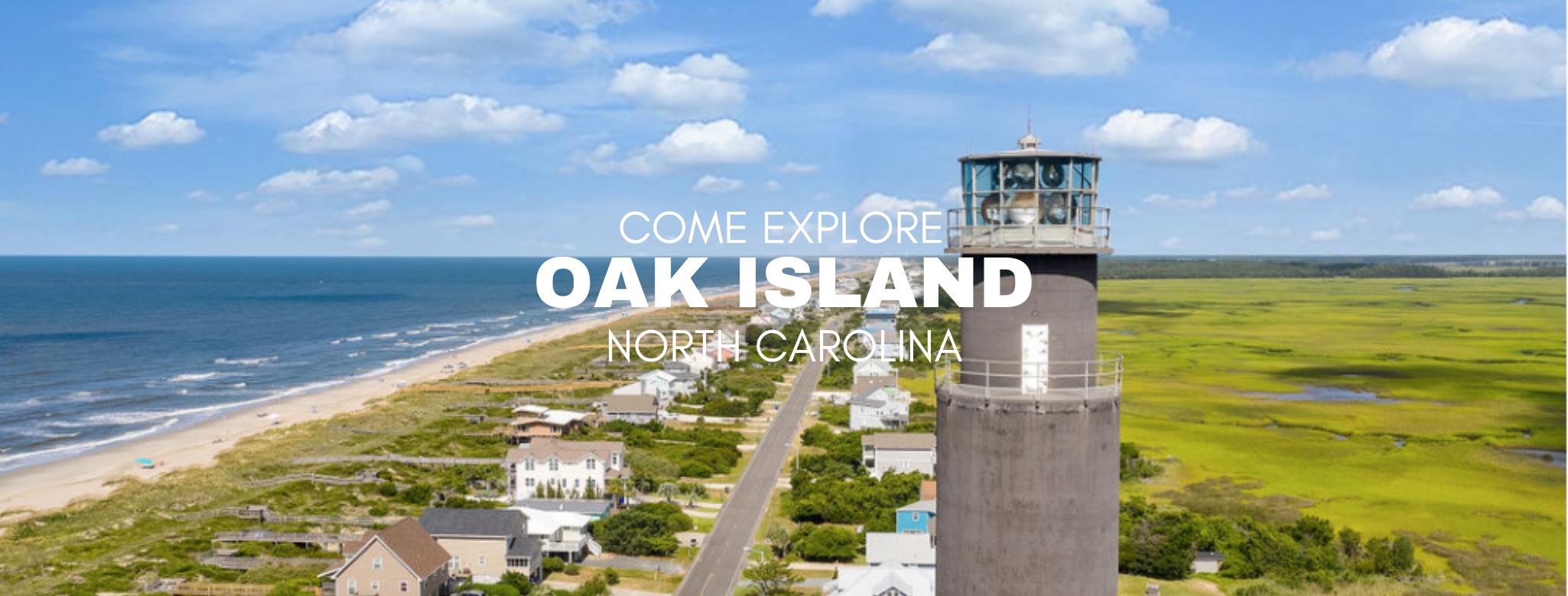 Explore Oak Island
