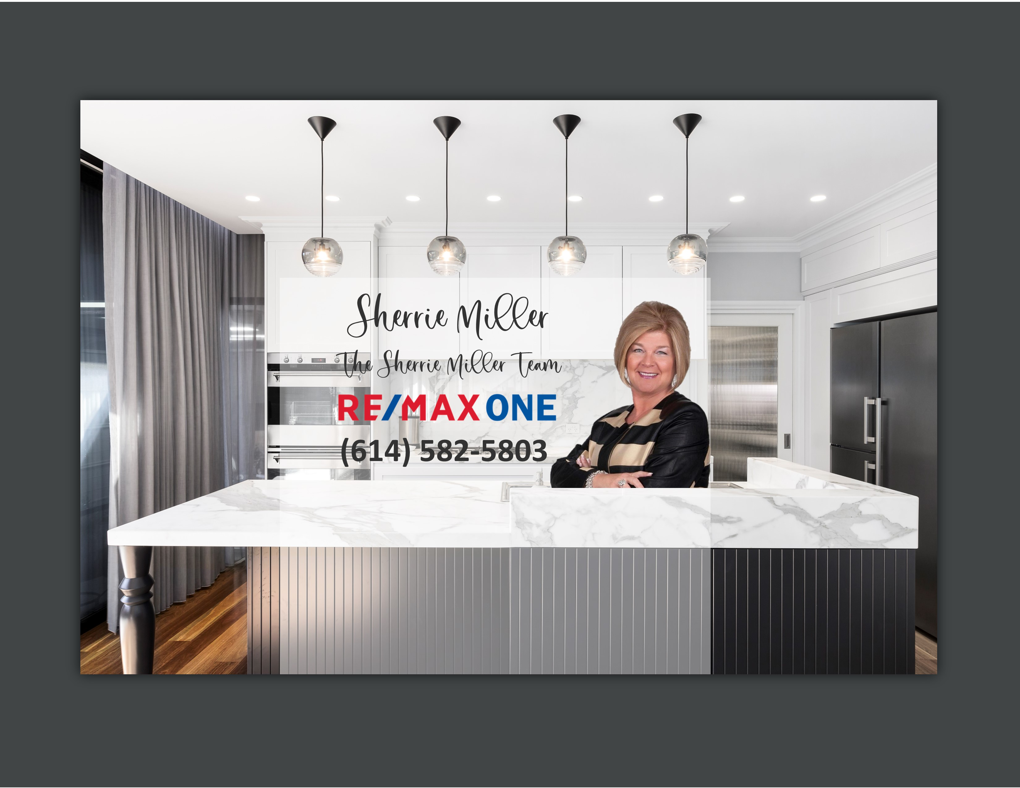 Sherrie Miller REMAX Web Site Cover