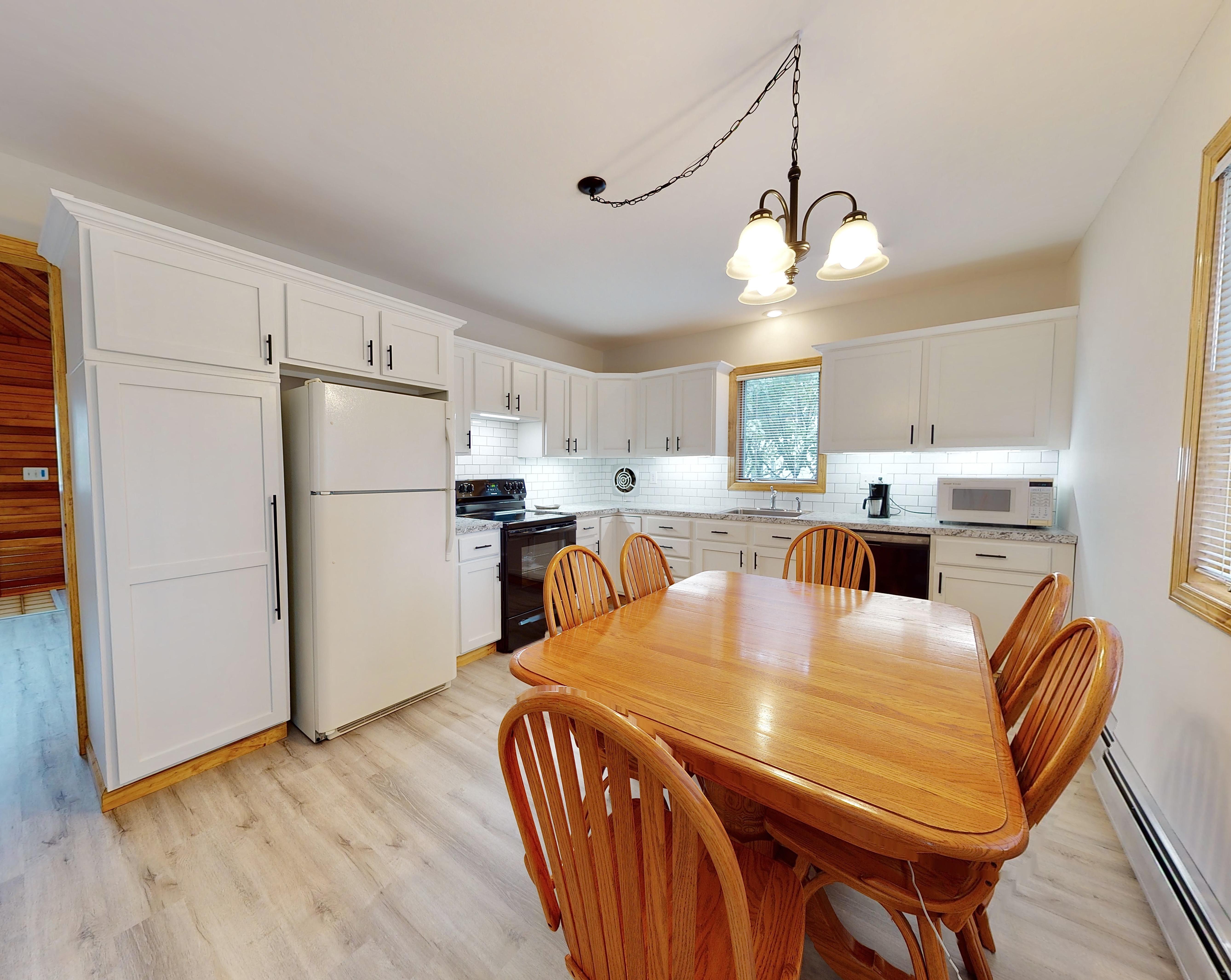 Renovated Kitchen Oak Ridge NJ