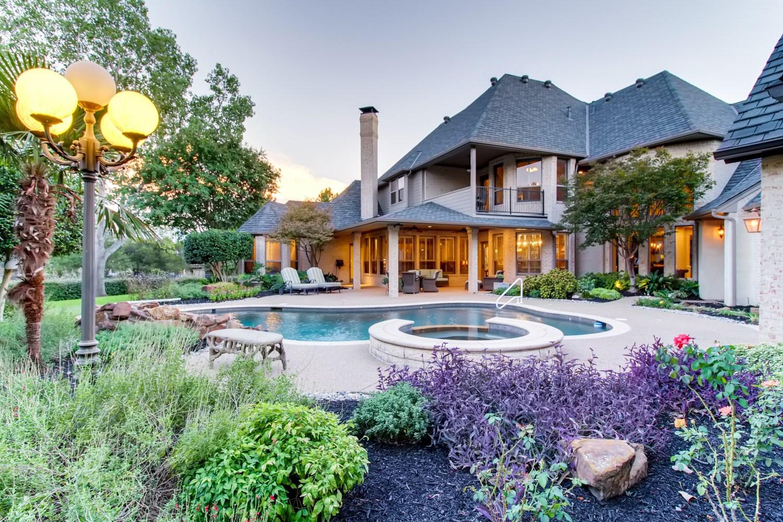 Backyard paradise on your list?