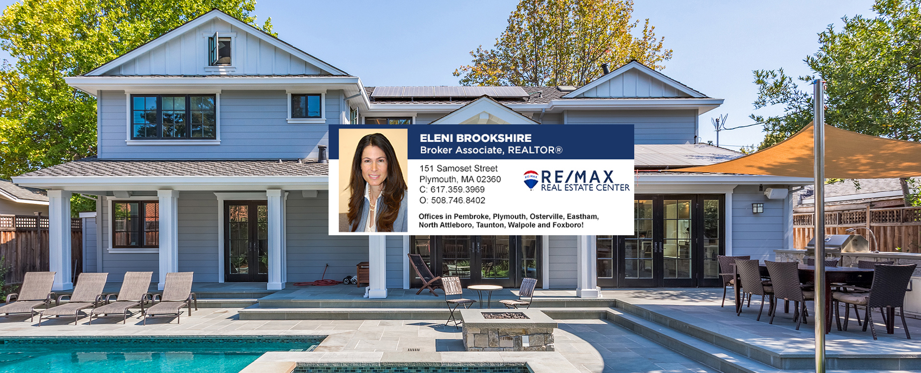 Eleni Brookshire Plymouth MA Real Estate Agent